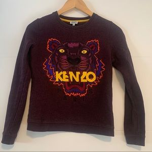Kenzo | Embroidered Tiger Sweatshirt